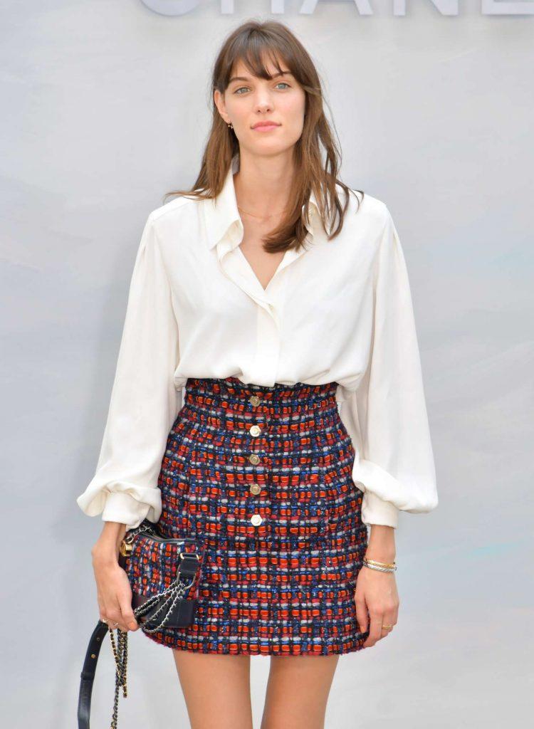 Charlotte Cardin, CHANEL Haute Couture, Paris
