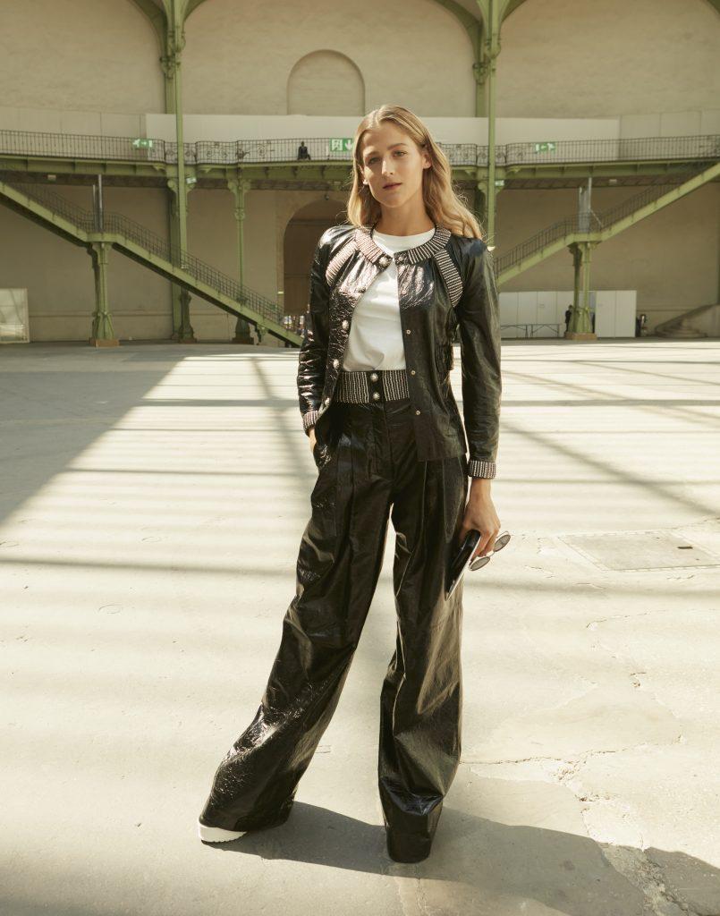 Nora Monsecour, CHANEL Haute Couture Collection, Paris