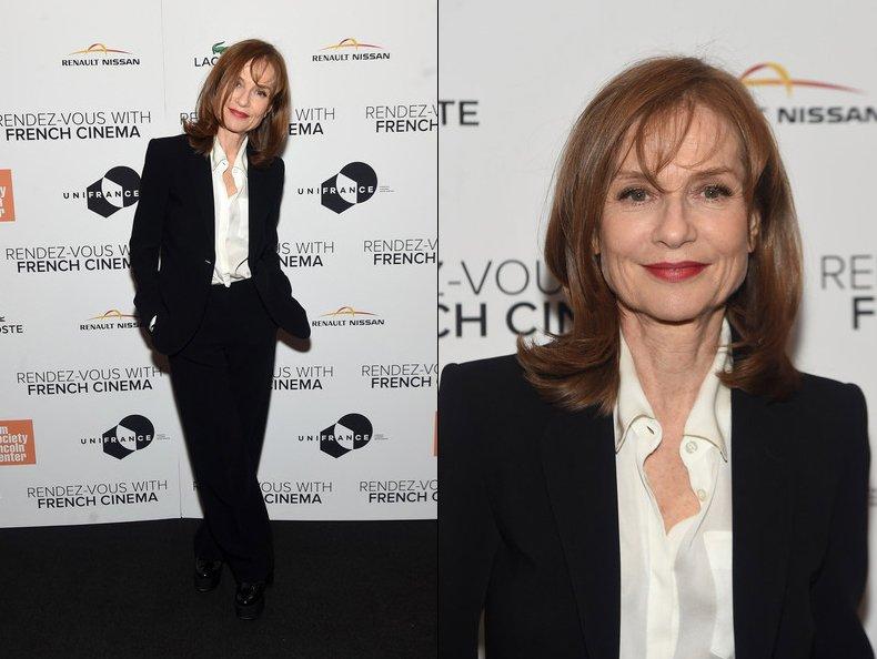 Isabelle Huppert, New York French Film Festival